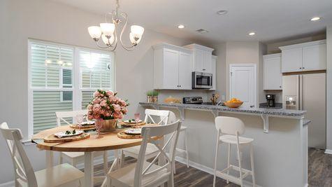 Eat-In to Kitchen | Townsend Plan
