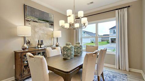 Dining Room | Telfair Plan