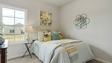Secondary Bedroom | Dorchester Plan