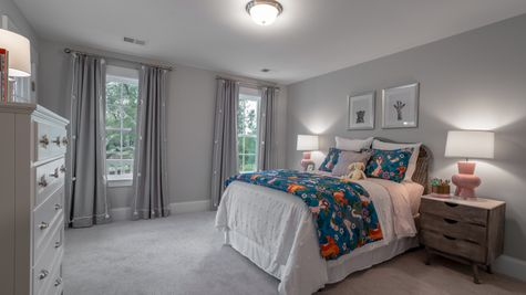 Bedroom | Overland Plan