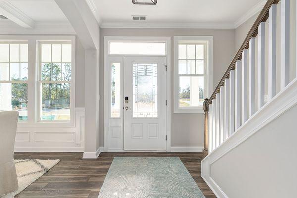 Foyer | Parker Plan
