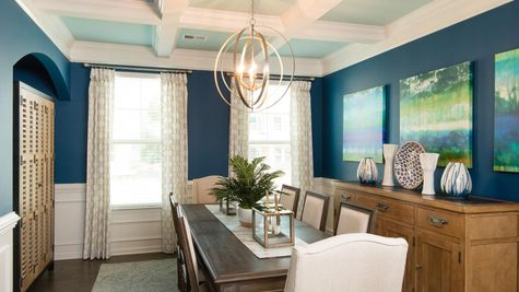 Dining Room - Yates Plan