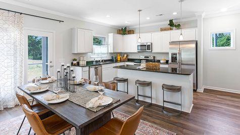 Kitchen | Russell Plan