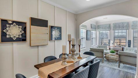 Dining Room | Underwood Plan