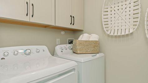 Laundry Room | Victor Plan