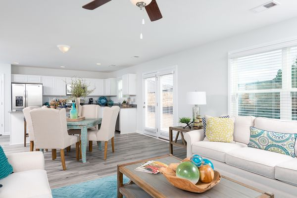 Kitchen and Eat-In | Meriwether Plan