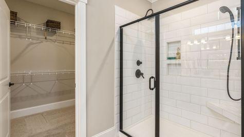 Master Bathroom | Edgewood Plan