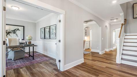 Foyer | Yates Plan