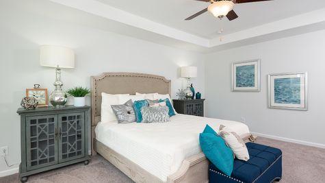Master Bedroom | Meriwether Plan