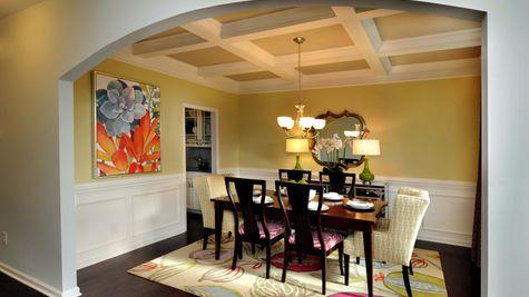 Dining Room - Palmer Plan