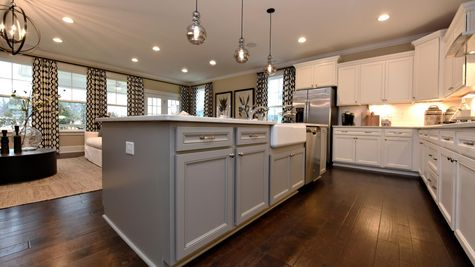 Kitchen to Great Room | Starks