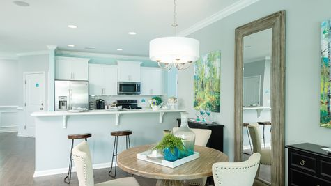 Eat-In and Kitchen | Underwood Plan