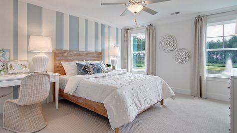 Secondary Bedroom | Webster Plan
