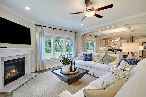 Family Room | Warwick Plan