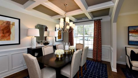 Formal Dining Room | Roland Plan