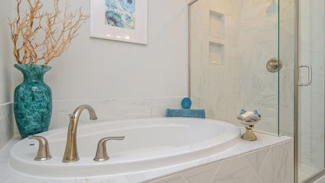 Primary Bath | Andrews Plan