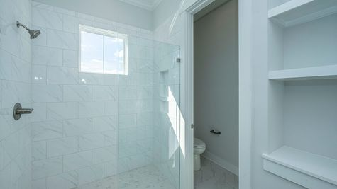 Primary Bathroom | Albemarle Plan