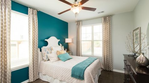 Bedroom - Yates Plan