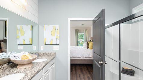 Primary Bathroom | Pickens Plan