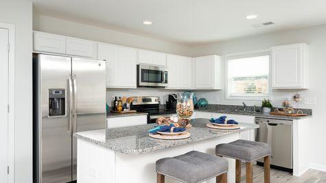 Kitchen | Meriwether Plan
