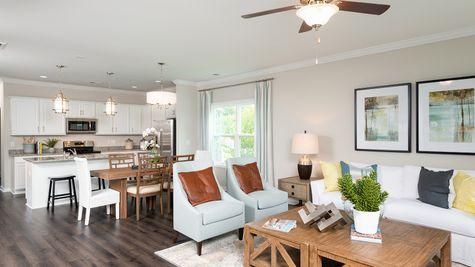 Family Room | Pickens Plan