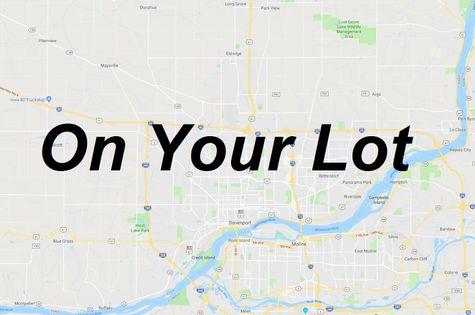 On Your Lot - Iowa