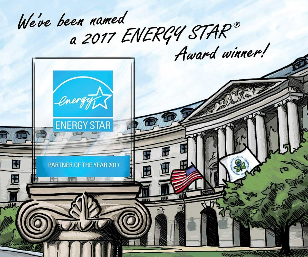 Logo - 2017 ENERGY STAR Partner of the Year