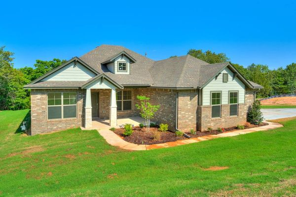 Asheville, Choctaw Public Schools, Oklahoma Home Builder, Oklahoma Builder, New Home, Home For Sale