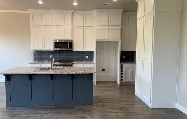 New Home for Sale in Moore, Moore Schools, Luxury Kitchen