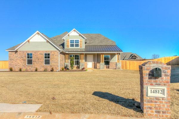 Cambria Heights, Edmond Public Schools, Oklahoma Home Builder, Oklahoma Builder, New Home, Home For Sale
