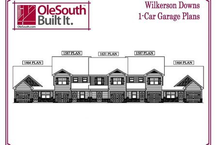 1631 Townhome (Interior)-Wilkerson