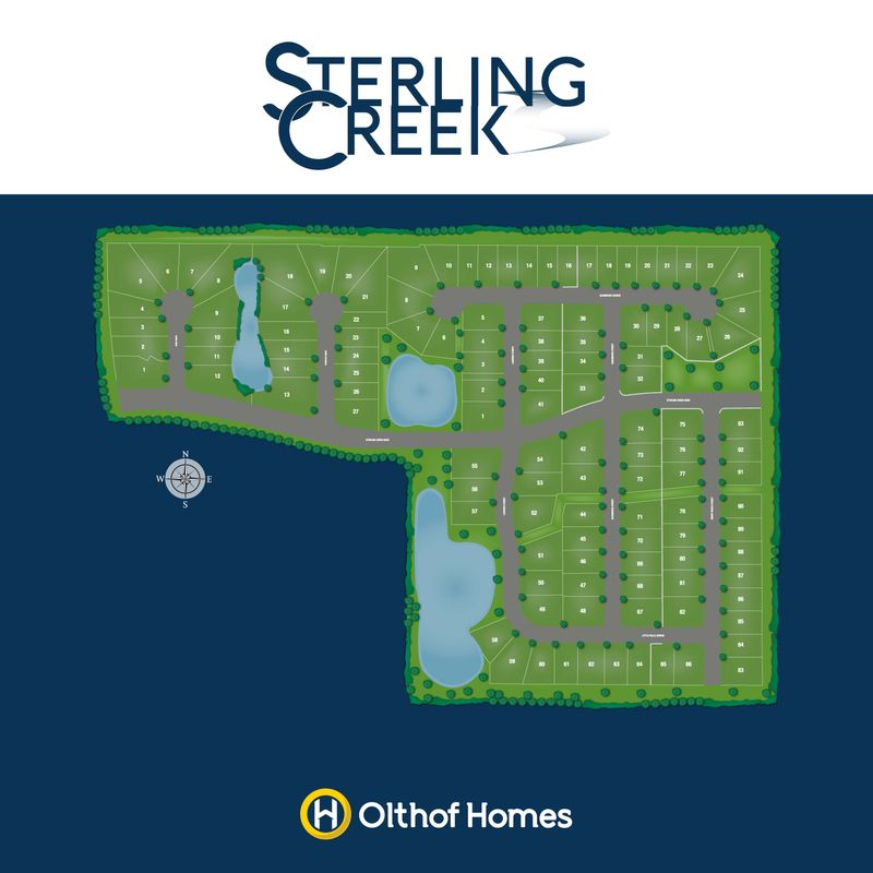Sterling Creek