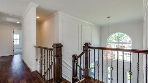 Baldwin upstairs hall
