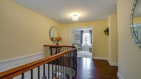 Brandywine upstairs hall