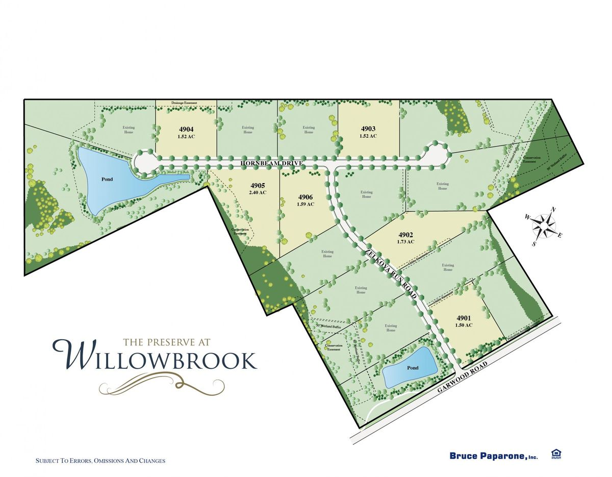 The Preserve at Willowbrook