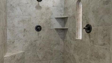 Nika 16 Owner's Suite Master Bathroom Shower