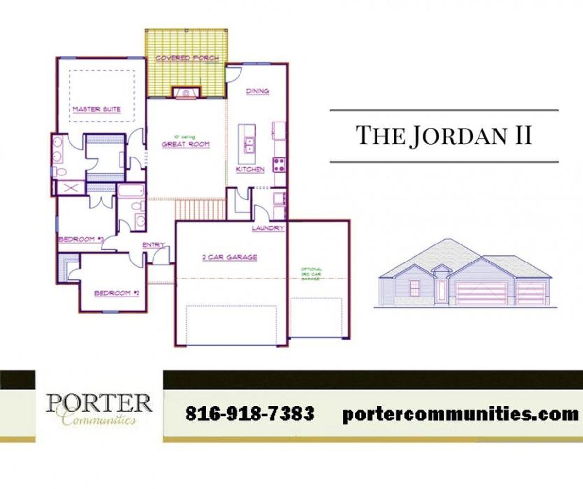 Jordan II Floor Plan