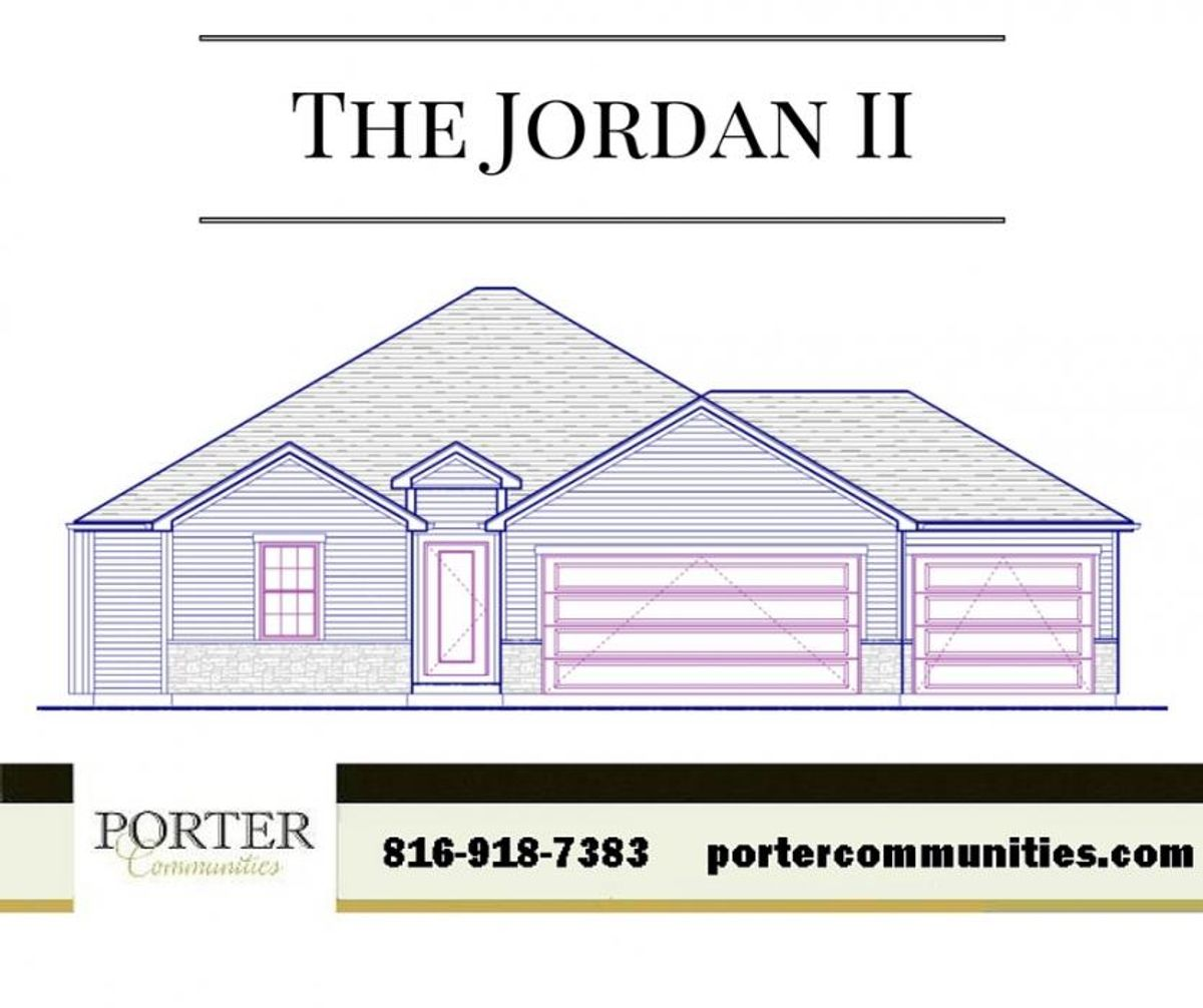 Jordan II Elevation
