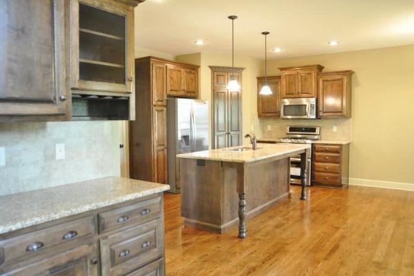 Ashland II Kitchen