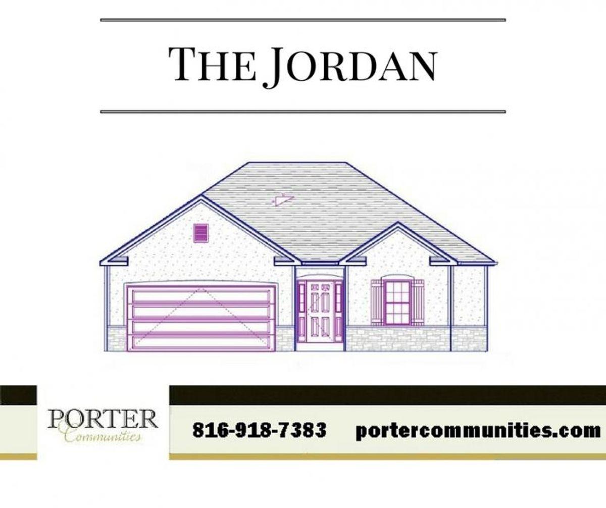 Jordan Elevation 2 Car Garage