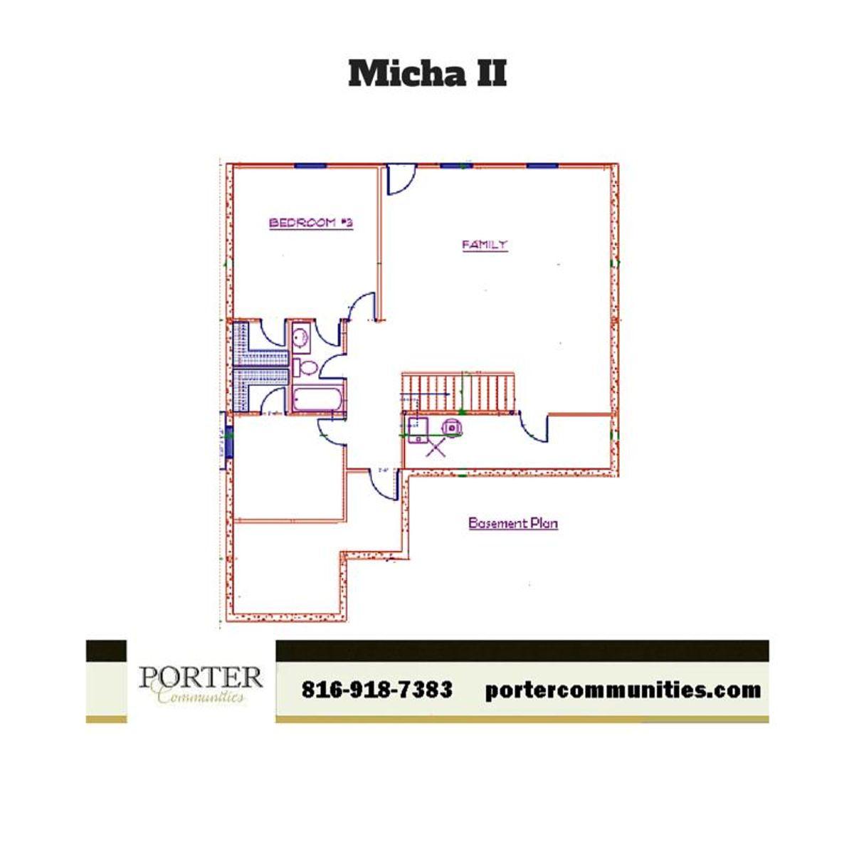 Micha II Basement