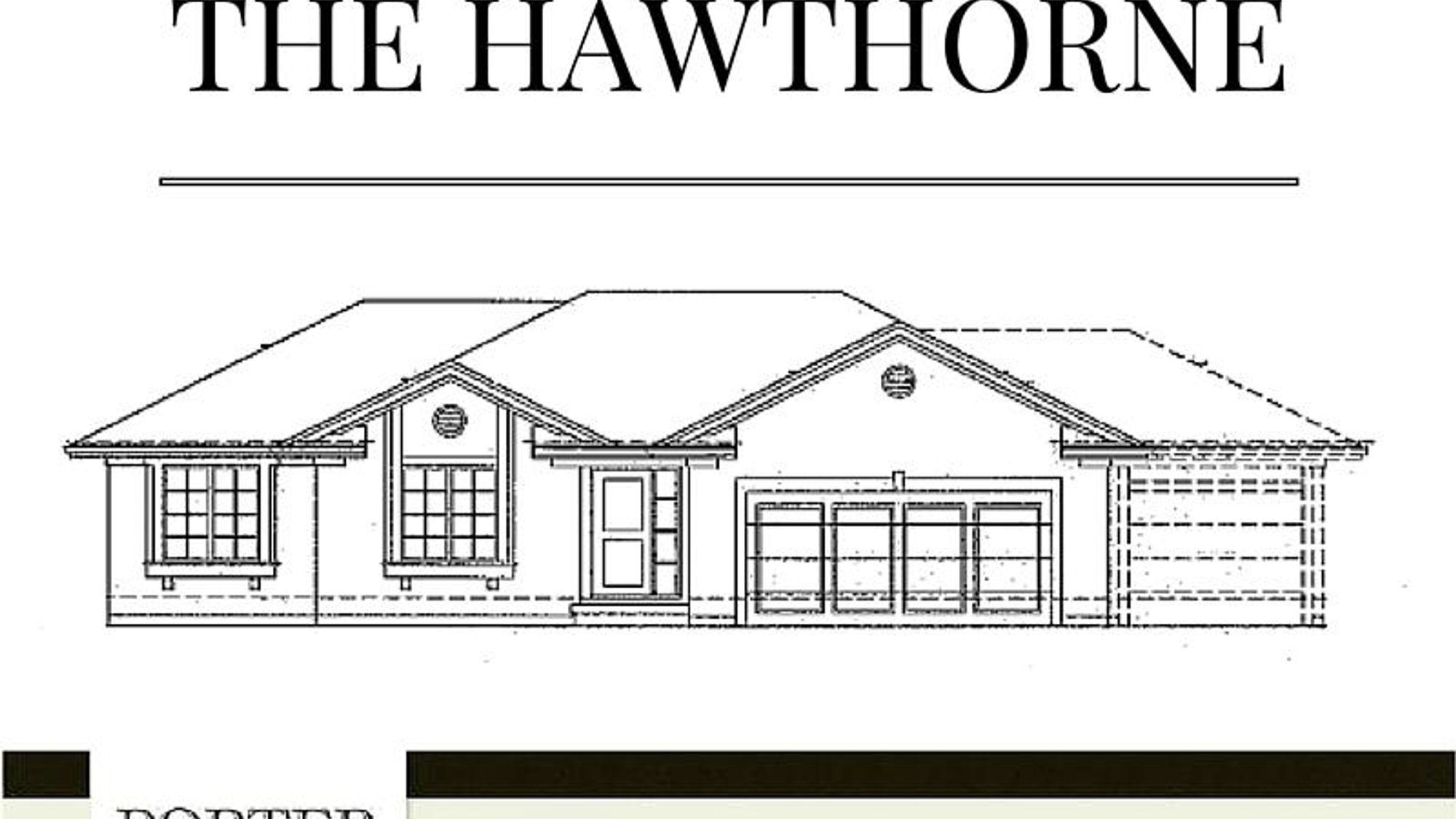 Hawthorne Elevation