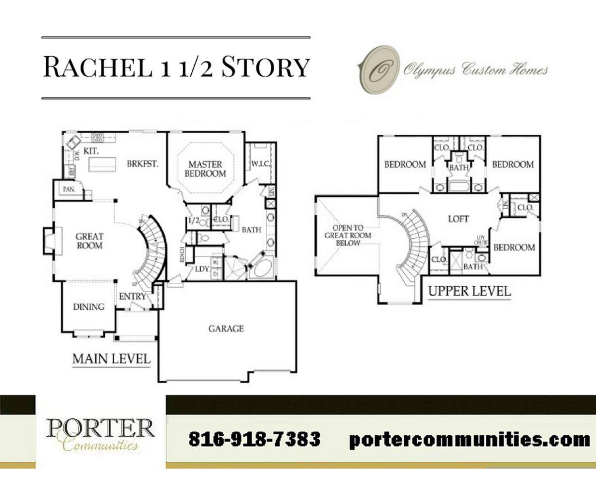 The Rachel Floor Plan