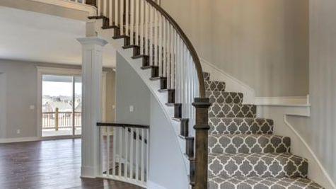 Alexa Hailey Stairs 2