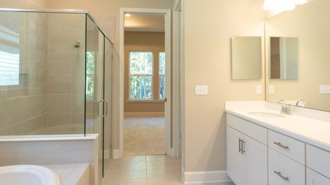 The Ellaville at Heritage Trace Lot 243 Owner's Bath