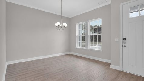 The Alexander at Freedom Landing Lot 133 Dining Room