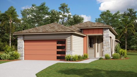The Holton Modern Prairie Elevation 4
