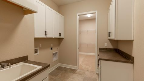 The Buckhorn at Heritage Trace 263 Laundry Room