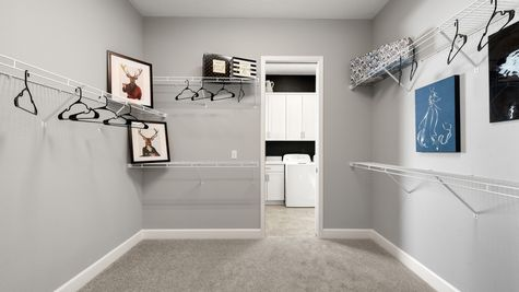 Ellaville Model - Owners Closet