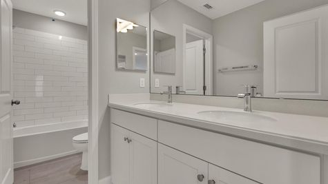The Lafayette at The Colony Lot 247 Bath 3